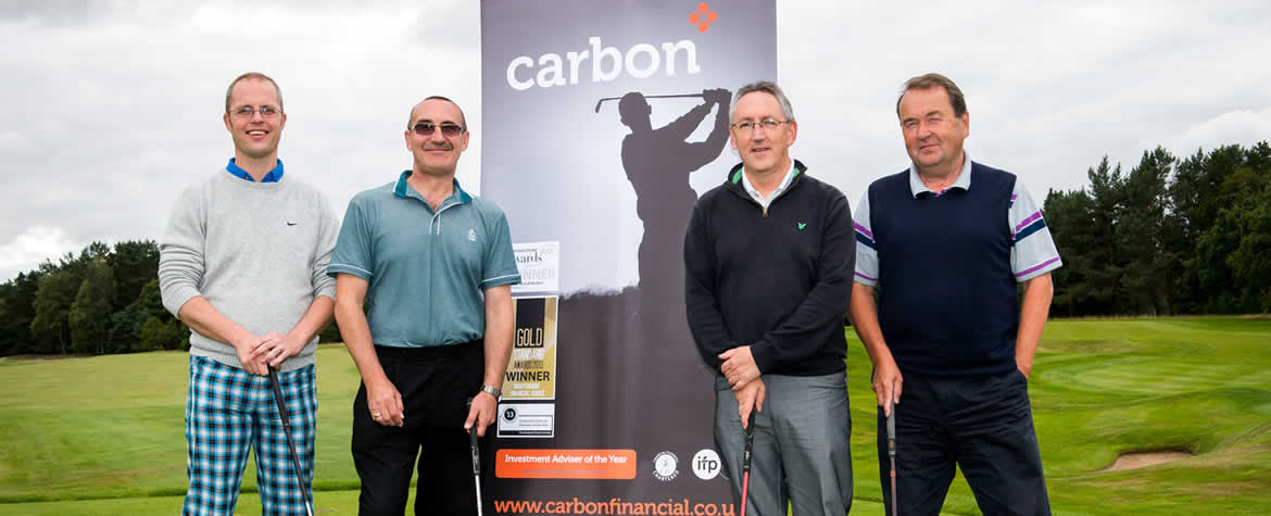 Perthshire Chamber Golf Day