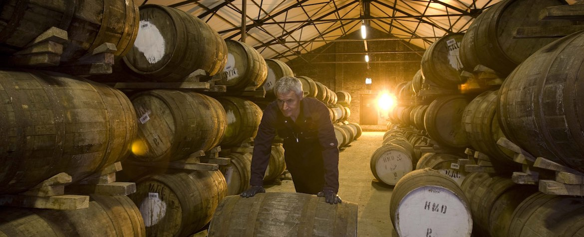 Whisky Making in Perthshire